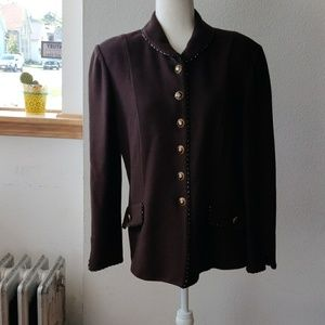 Women's st. John collection by Marie gray Blazer